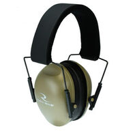 Radians Lowset 21 Ear Muff, Tan