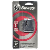 Savage Arms Five-Round 90 Series Magnum Rimfire Clip Magazine, SAG90001