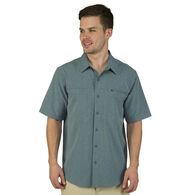 Ultimate Terrain Men's Trailhead Vented Short-Sleeve Shirt