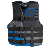 O'Brien Men's Nylon 4-Belt Sport Life Jacket