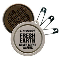Hunters Specialties Scent Wafers, 3-Pack, Fresh Earth