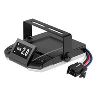 CURT Assure Proportional Trailer Brake Controller with Dynamic Screen