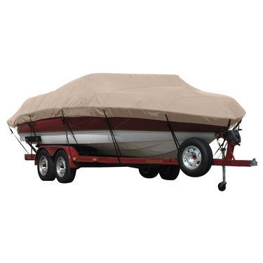 Exact Fit Covermate Sunbrella Boat Cover for Dynasty Elan 195 Elan 195 Br I/O