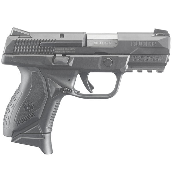 Ruger American Compact Pistol, 17 Rd., No Manual Safety