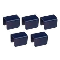 "Square Pontoon 1"" Biminiclip, 5-pack"