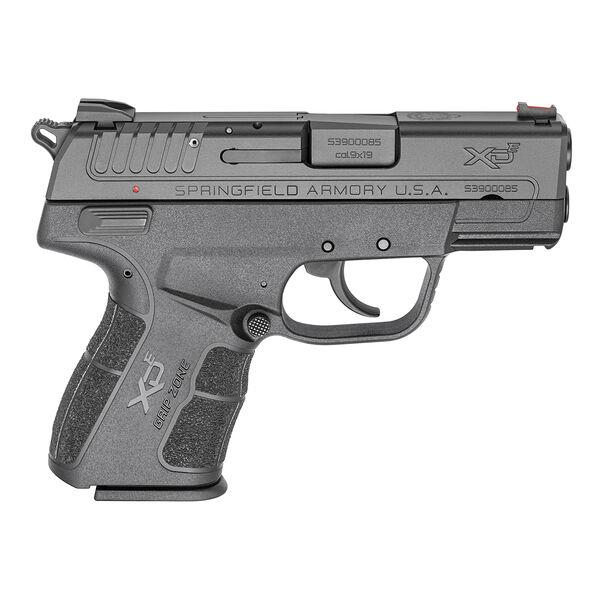 "Springfield XD-E 3.3"" Handgun"