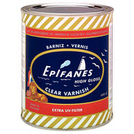 Epifanes Clear Gloss Varnish, Quart