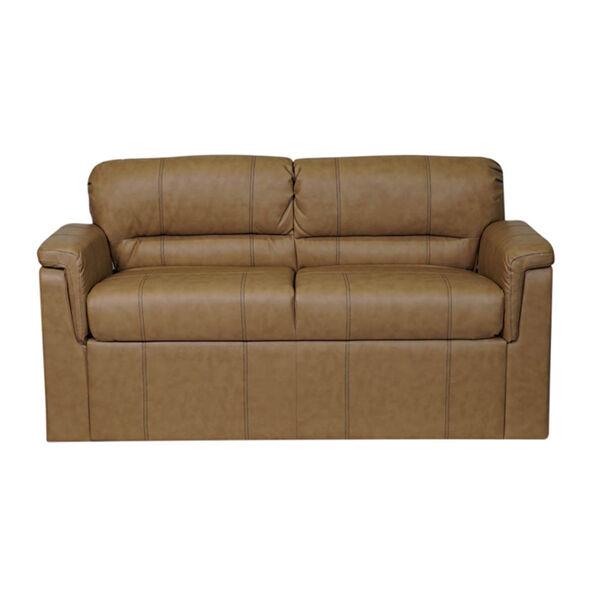 """Allure Furniture 64"""" Jackknife Sleeper Sofa"""