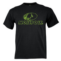 Mossy Oak Youth DryBlend Short-Sleeve Tee