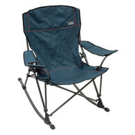 Rio Soft Arm Quad Rocker, Slate