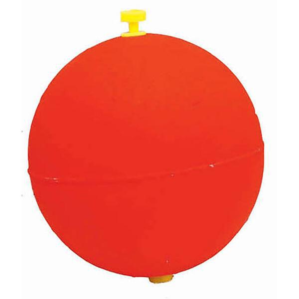 """Joe Bucher 3"""" Musky Float, Red"""