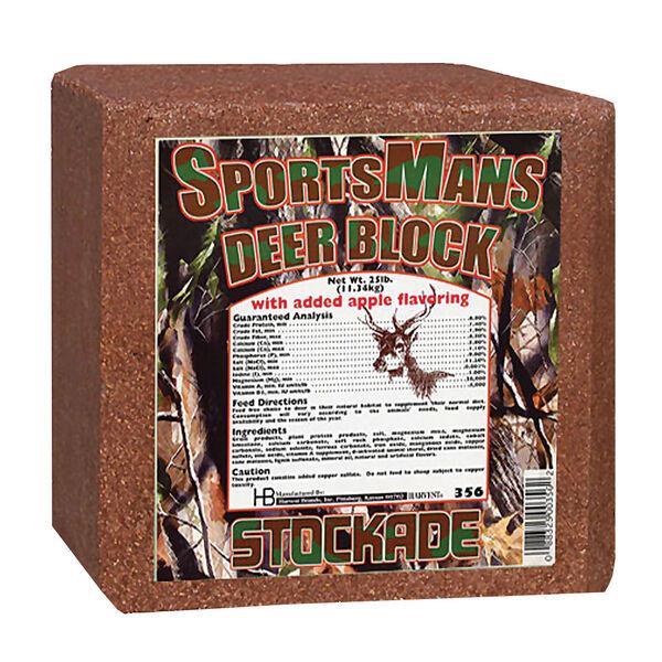 Stockade Sportsmans Deer Block