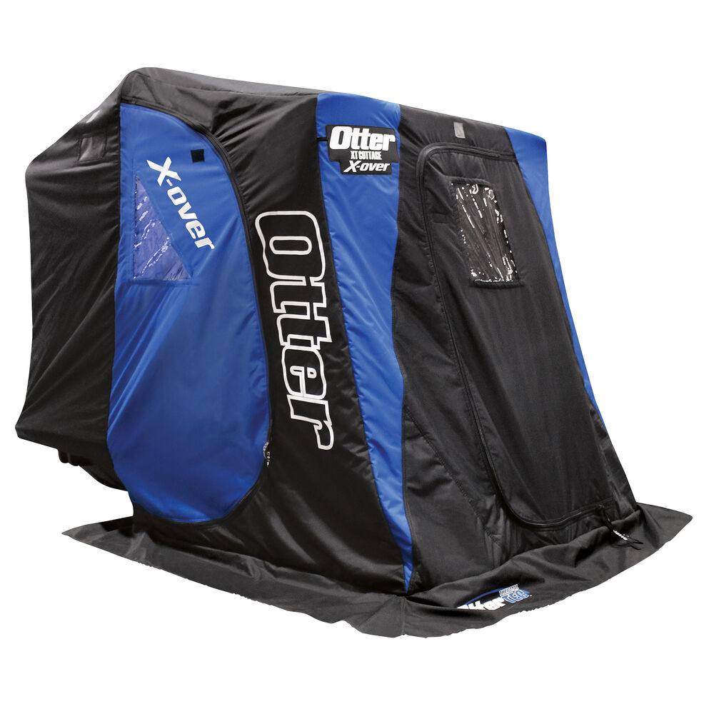 Otter XT X-Over Shelter, Cottage Package