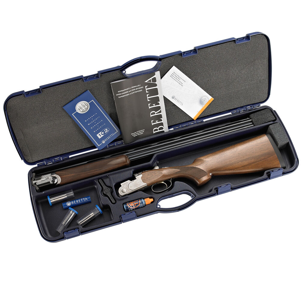 Beretta 686 Silver Pigeon I Sporting B-Fast Shotgun, 20 Ga