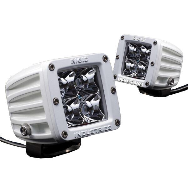 Rigid Industries M-Series Dually LED Spotlights, Pair