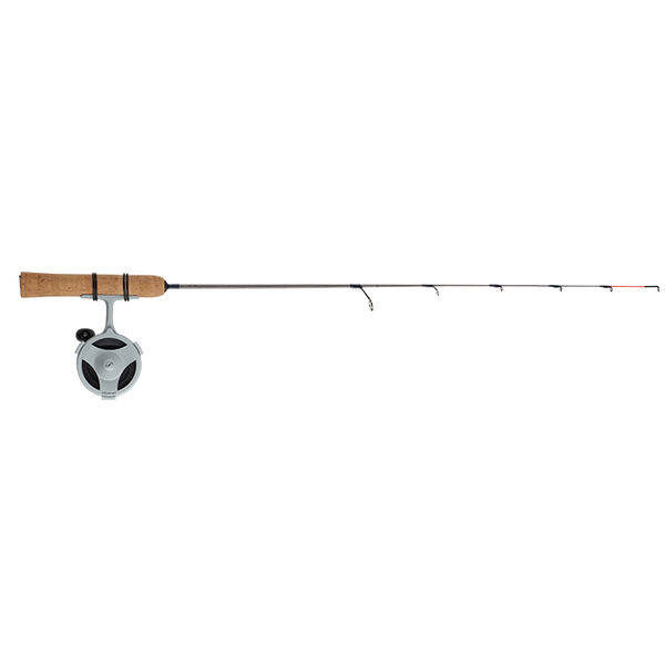 """Pflueger Trion Inline Ice Rod and Reel Combo, 28"""" Light"""