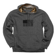 Buck Wear Men's God Guns Pullover Hoodie