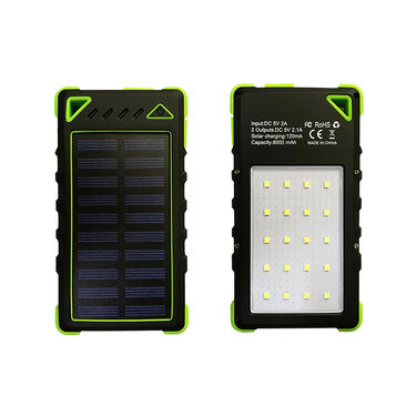 Nature Power Solar-Powered Smartphone Charger