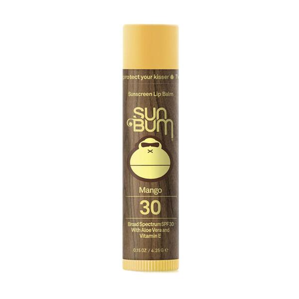 Sun Bum Mango Lip Balm, 30 SPF