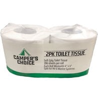 Camper's Choice 2-Ply Toilet Tissue, 2-pack
