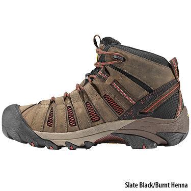 d91db58bfd KEEN Utility Men's Flint Mid Steel Toe Work Boot | Gander Outdoors