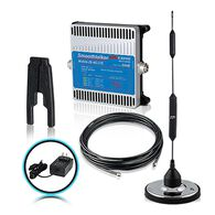 Smoothtalker RV Z6 Pro 50dB 4G LTE High Power Cellular Booster Kit with 120 Volt Wall Power