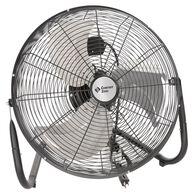 """18"""" Metal High Velocity Floor Fan"""