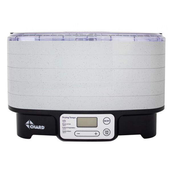 CHARD 5-Tray Dehydrator
