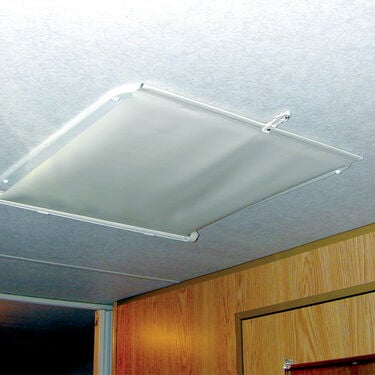 Lights Out Vent Shade