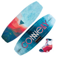 Connelly Lotus Wakeboard With Karma Bindings