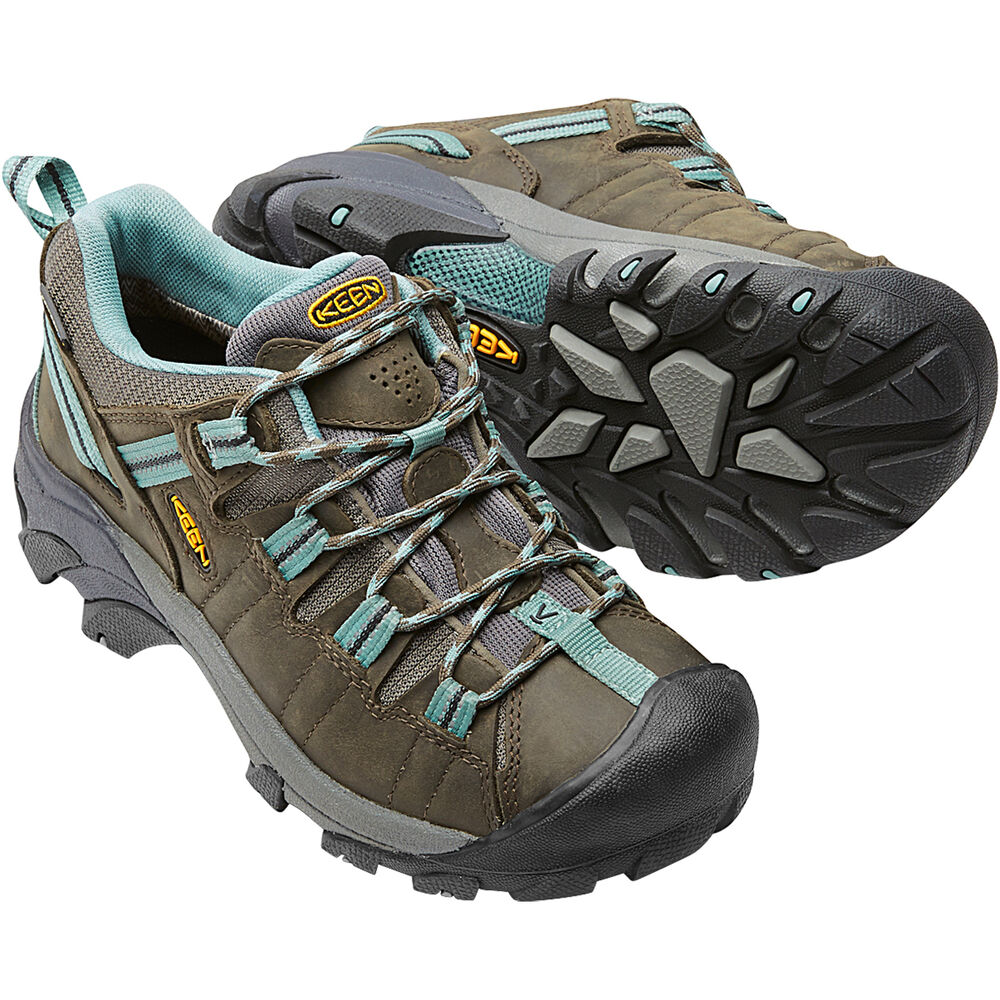 2474abdd147 KEEN Women's Targhee II Waterproof Hiking Shoe