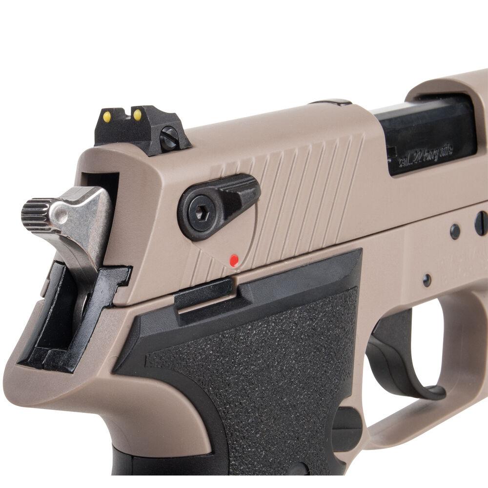 American Tactical Imports GSG FireFly Handgun,  22 LR, Tan
