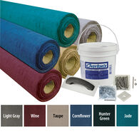 Overton's Sundance Carpet Kit, 8.5'W x 20'L