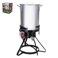 Alpine Cuisine Turkey Fryer, 30 Qt.