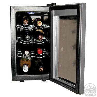 8-Bottle Table Top Wine Cellar