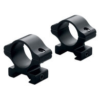 Leupold & Stevens Rifleman Rings, Matte, Medium: 0.897""