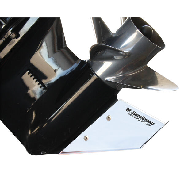 Megaware SkegGuard, Mercury '78-'05 2&4-Stroke 135-200 hp, '78-'95 2-Str 225 hp