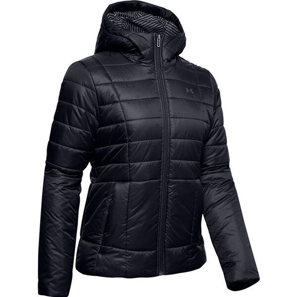 Under Armour Women's Armour Insulated Hooded Jacket