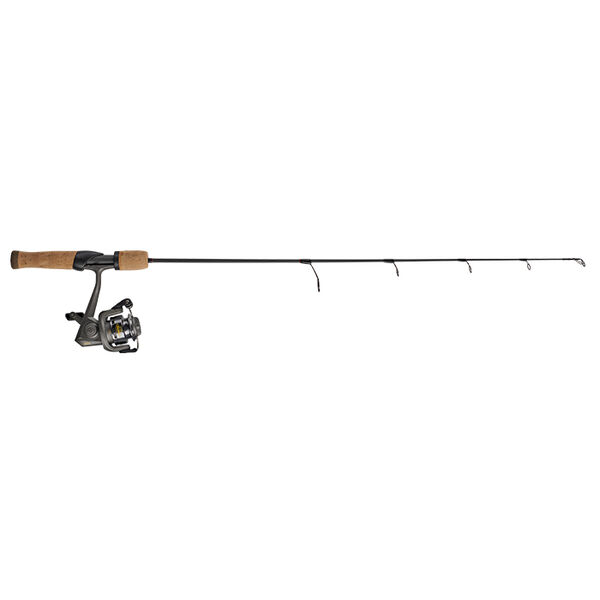 """Berkley Lightning Ice Rod and Reel Combo, 28"""" Medium Light"""
