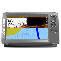 Lowrance HOOK2 9 Fishfinder/Chartplotter w/SplitShot Transducer & US Inland Maps