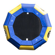 RAVE 12' Aqua Jump 120 Water Trampoline, Standard Edition