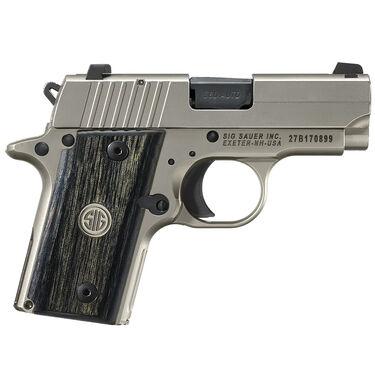 SIG Sauer P238 HD Nickel Handgun