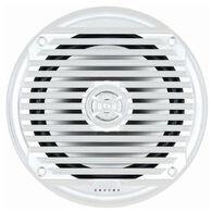 """6.5"""" Coaxial Waterproof Marine Speakers, White"""