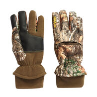 Hot Shot Men's Aggressor Brushed Tricot Touch Glove