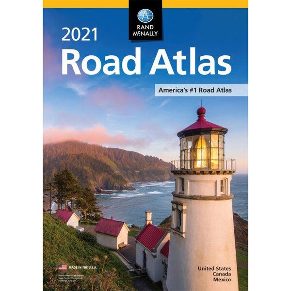 Rand McNally 2021 Road Atlas
