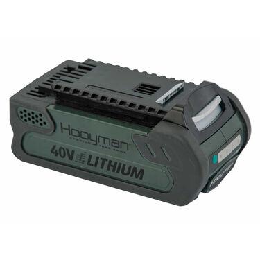 Hooyman Cordless 40 Volt Lithium Pole Saw