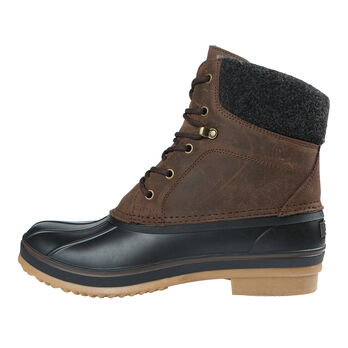 "Ultimate Terrain Men's Tunnel Hill 8.5"" 200g Insulated Duck Boot"