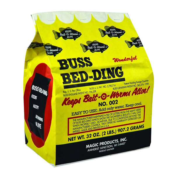 Buss Bedding, 2 lbs.