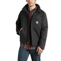 dc385843a3bf7 Carhartt Men's Quick Duck Jefferson Traditional Jacket. Black · Canyon Brown