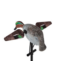 Lucky Teal HD Spinning Wing Decoy